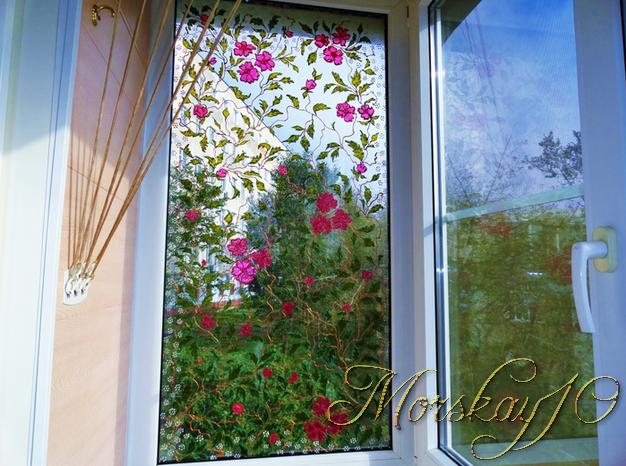 Morskay10. Мой вечноцветущий балкон-2