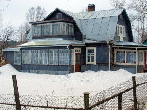 Разные советские дома