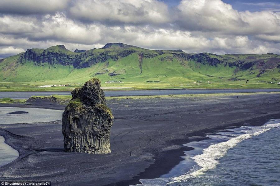 6. Вик-Бич, Исландия