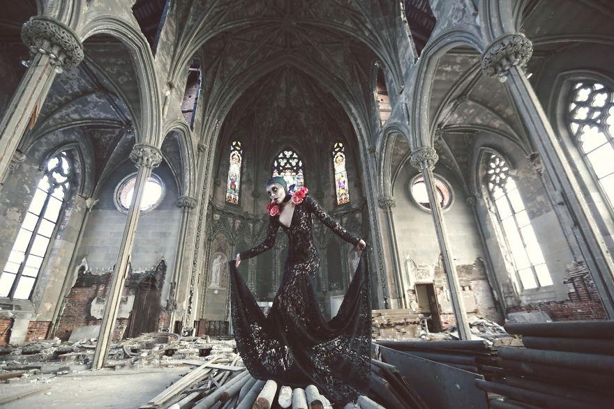 «Черная королева».