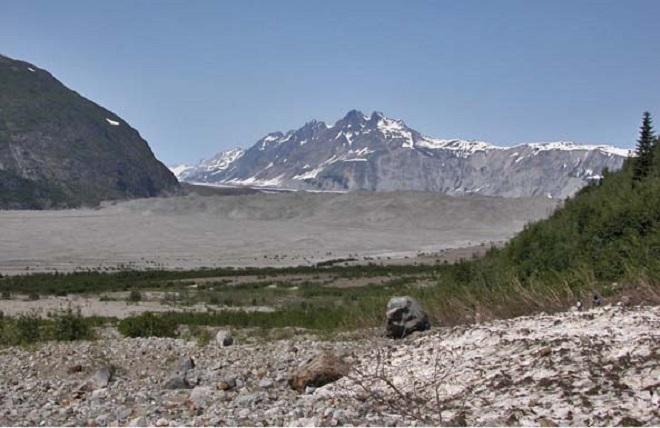 Ледник Гриннелл, Монтана — 1920 Этот захватывающий дух ледник — одна из основных достопримечательнос