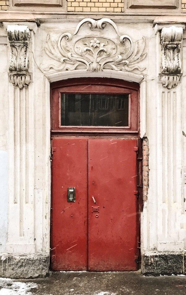 Чарующая эстетика Петербургских домов (5 фото)