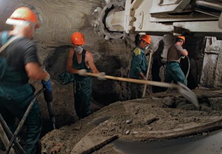 Ремонт голубой линии метро столицы сзакрытием платформ начнется 29октября