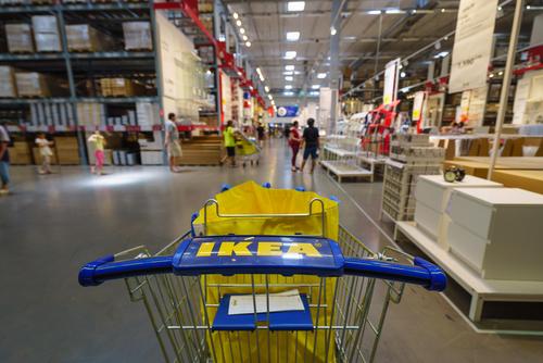 Прибыль IKEA загод показала рост на20%