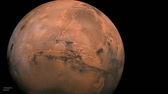Марсоход Curiosity отыскал наМарсе микробную жизнь