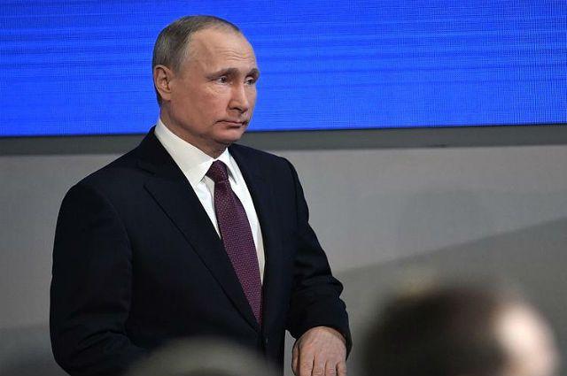 Задолженность регионов превосходит 2 трлн руб. — Путин