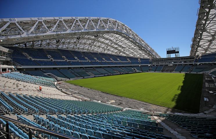 Проект реконструкции сочинского стадиона «Фишт» получил положительное заключение