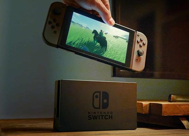 Nintendo Switch вначале весны стала самой продаваемой консолью вСША
