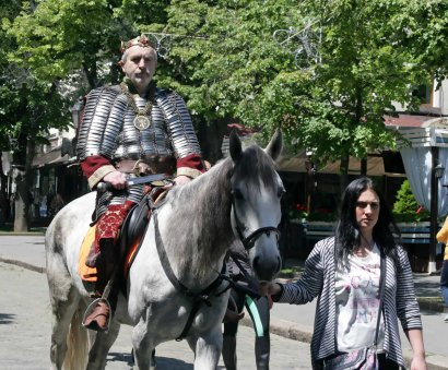 Водесском парке будут сражаться средневековые рыцари: непропусти