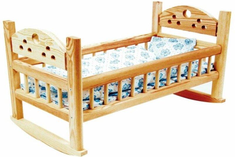 Колиска (ліжечко для дитини)