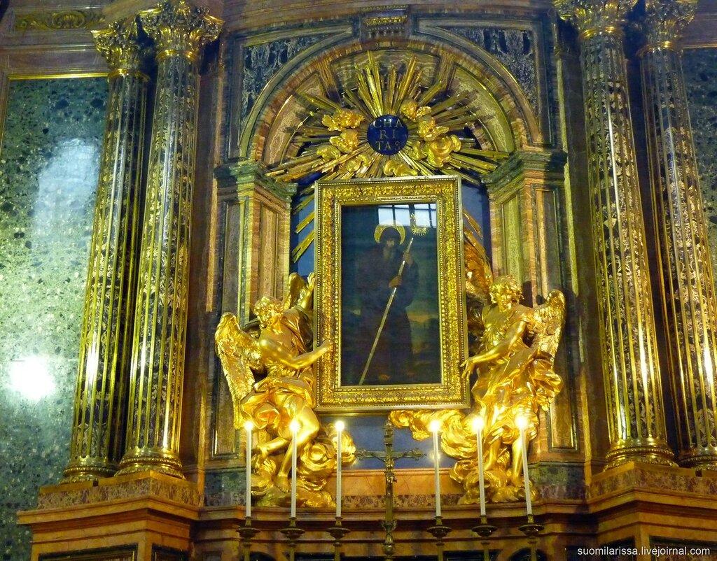 Sant`Andrea delle Fratte (15).JPG