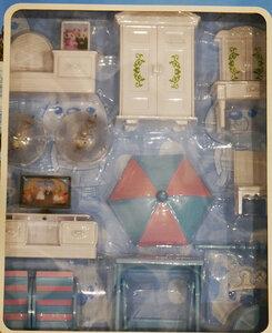 Домик с мебелью Happy Family 012-11