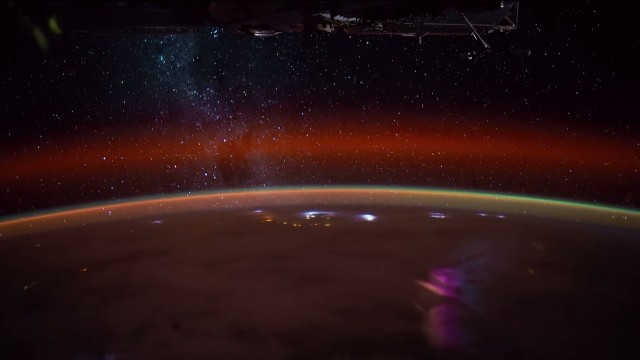 NASA Space Photos Compiled Into Time-Lapse