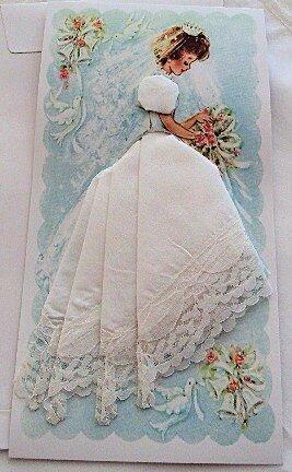 Поздравительная открытка с подарком