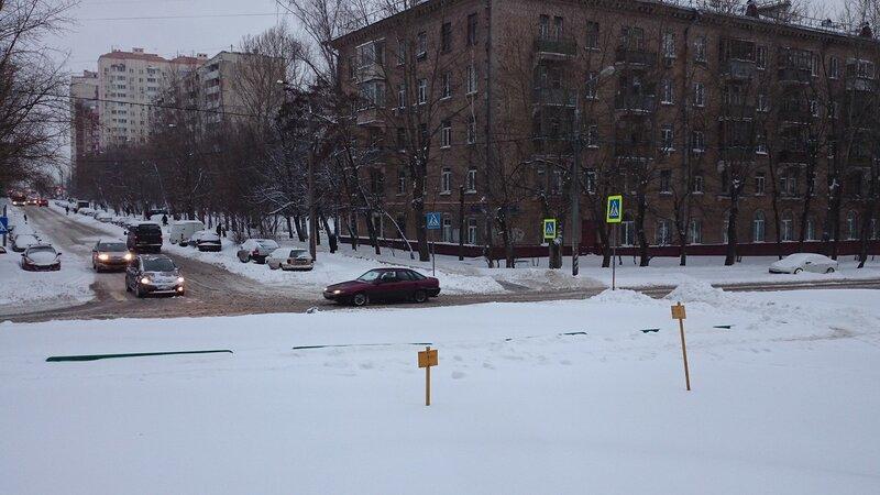 1950е Бараки Очаково на ул. Пржевальского 2016.jpg