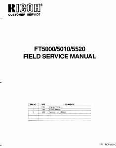 service - Инструкции (Service Manual, UM, PC) фирмы Ricoh - Страница 4 0_1b2765_bf6664f9_orig