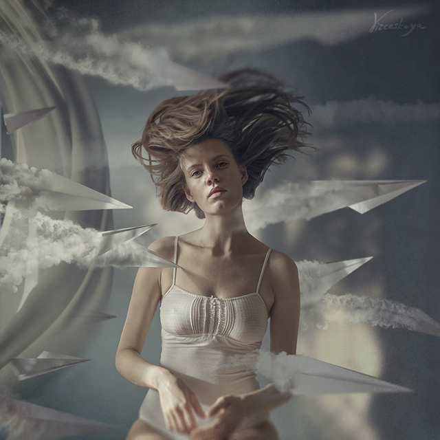 Stunning Photo Manipulations by Elena Vizerskaya