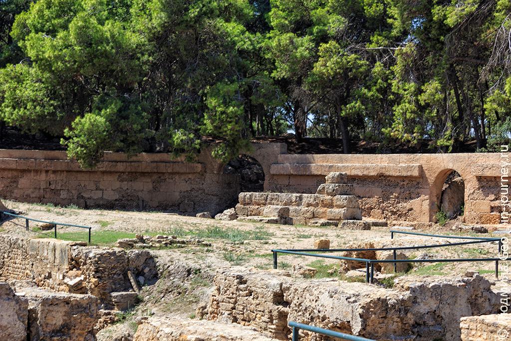 древний Карфаген