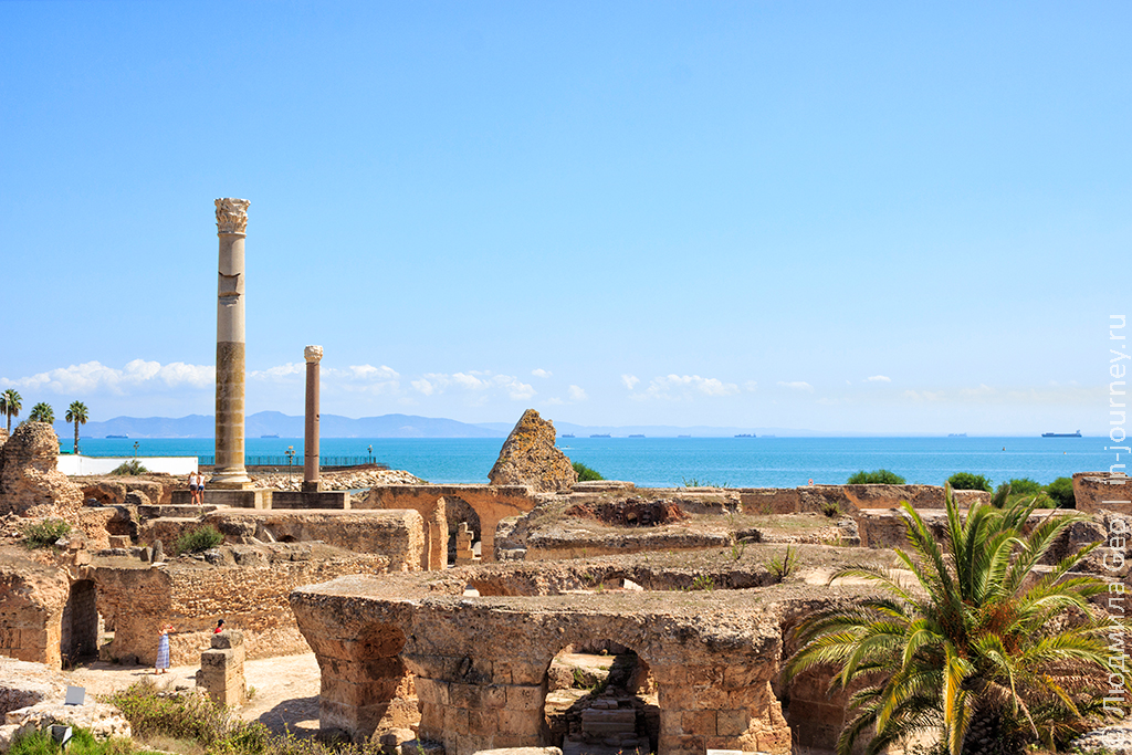 история Карфагена Тунис