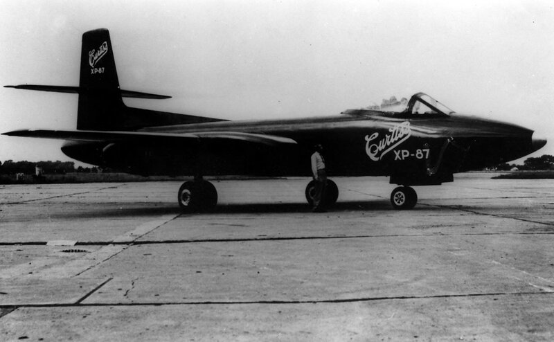 Curtiss XF-87