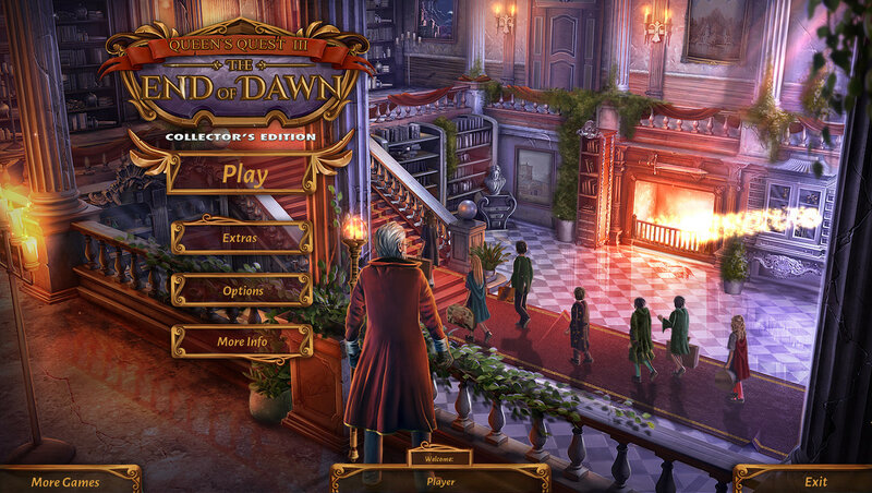 Queens Quest 3: The End of Dawn CE
