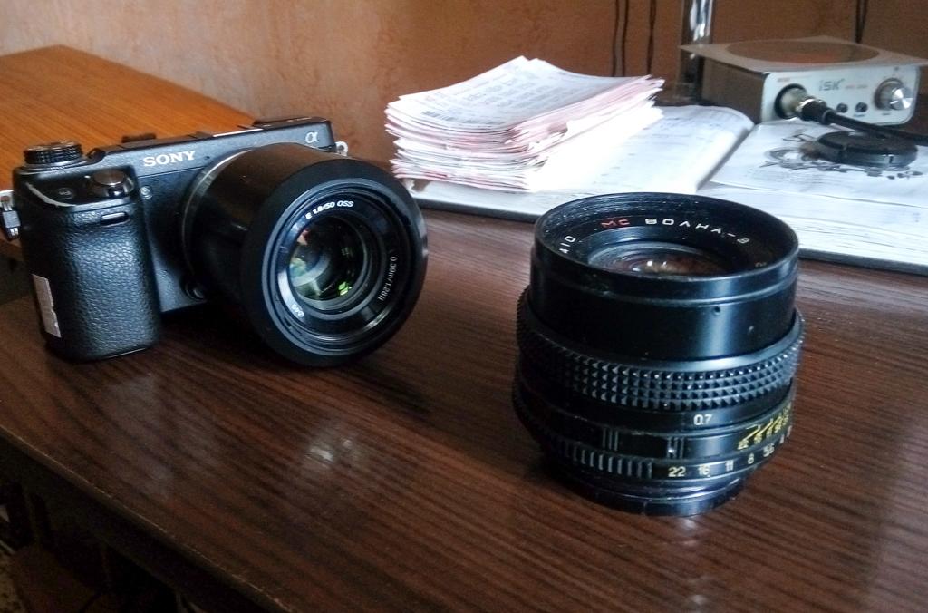 Волна-3 80mm f/2.8 МС (Volna-3) разборка чистка смазка