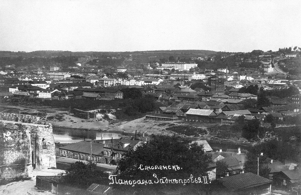 Панорама Заднепровья. Часть 2. 1905
