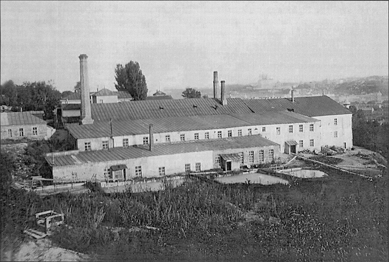 Кафельный завод Будникова. 1900-е