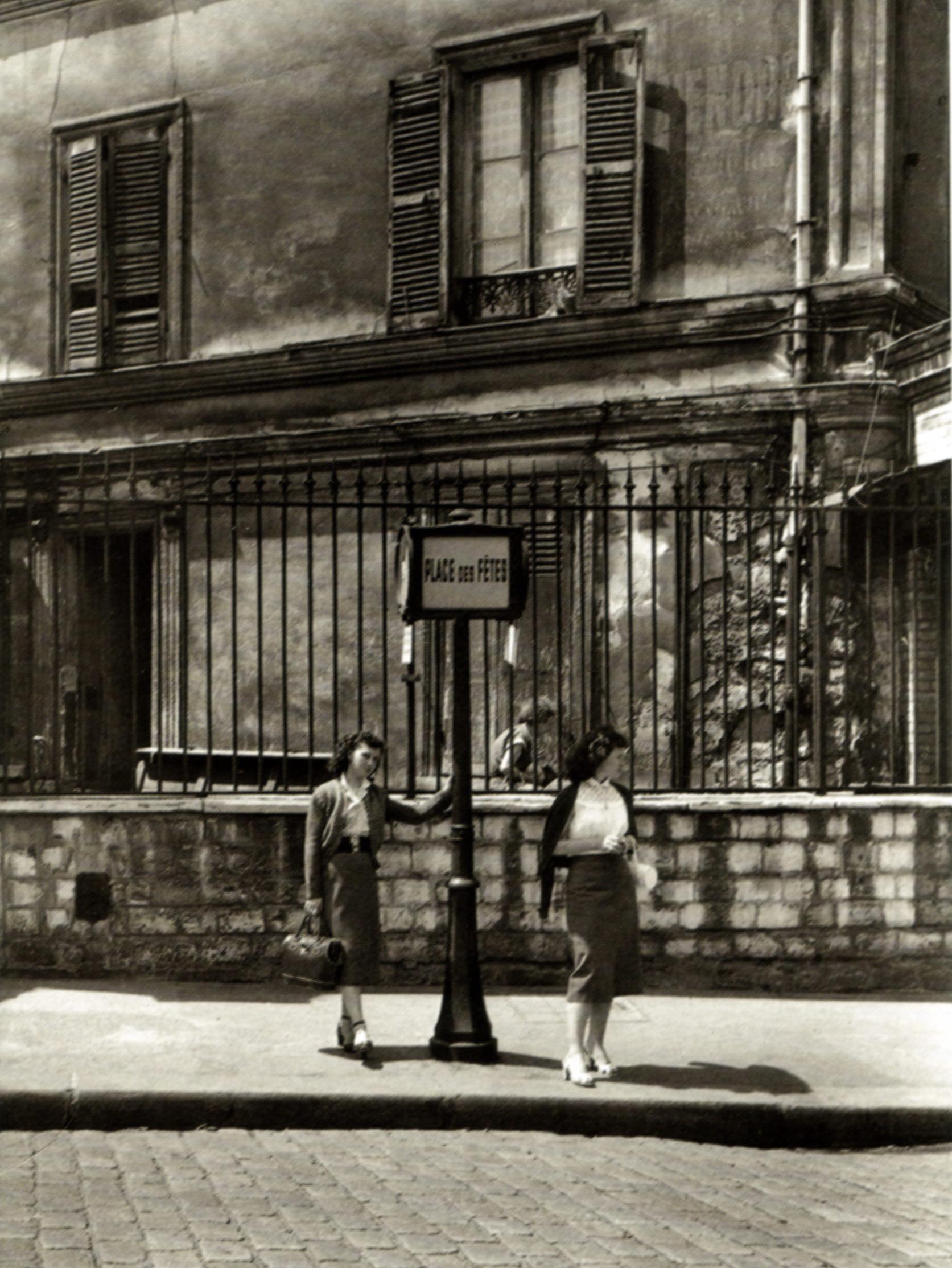 1954. Пляс де Фет