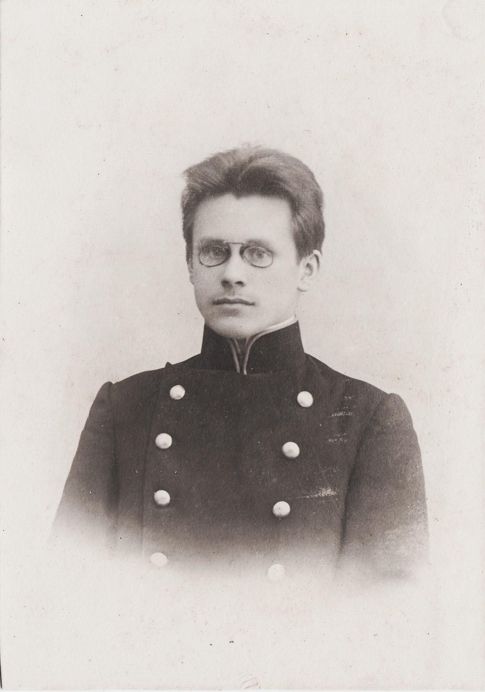 Студент Сахаров Николай. I отделение разряд 1.