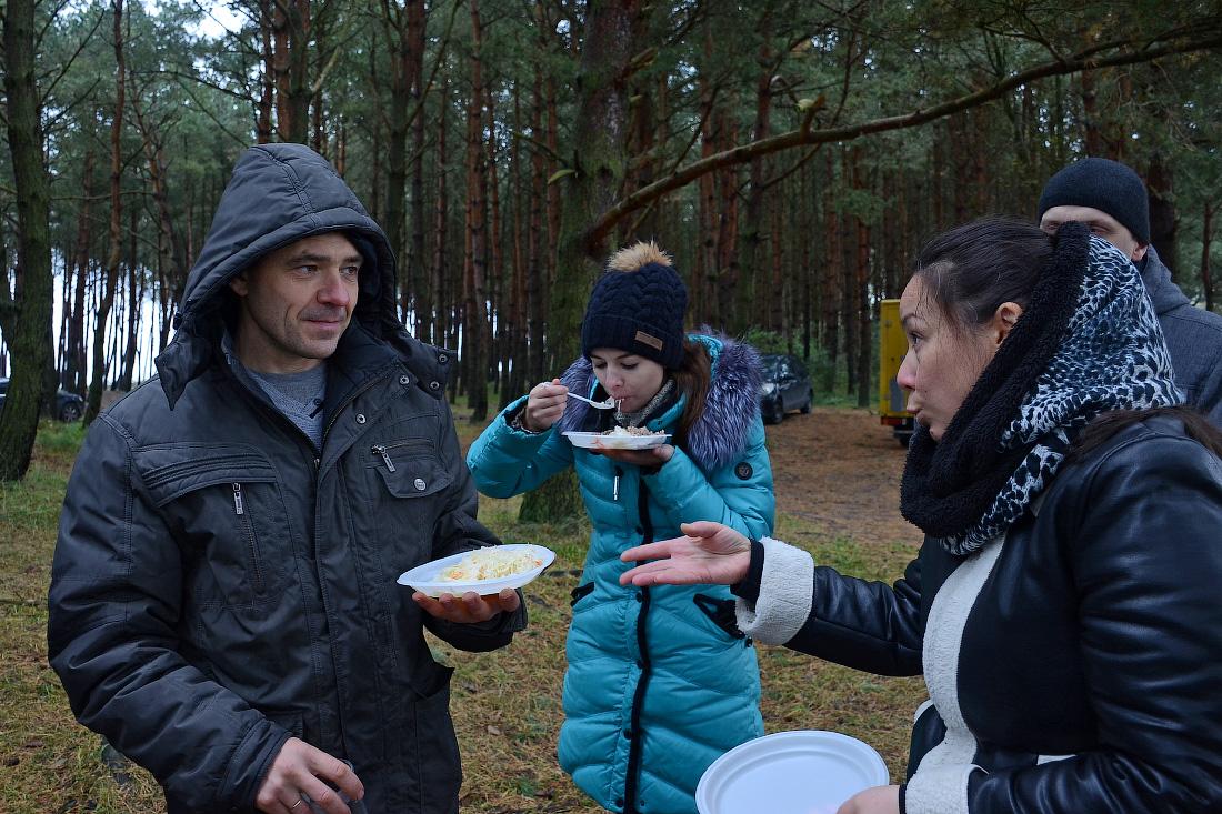 150 километров чистоты Калининград фотографии