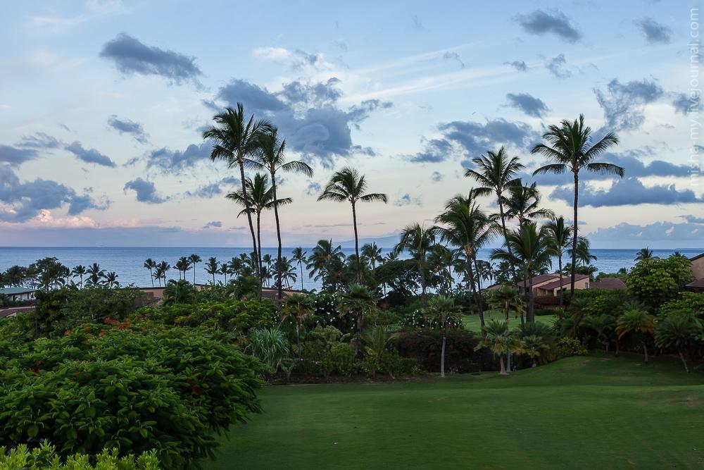 Гавайи. Мауи. Часть 1. Wailea