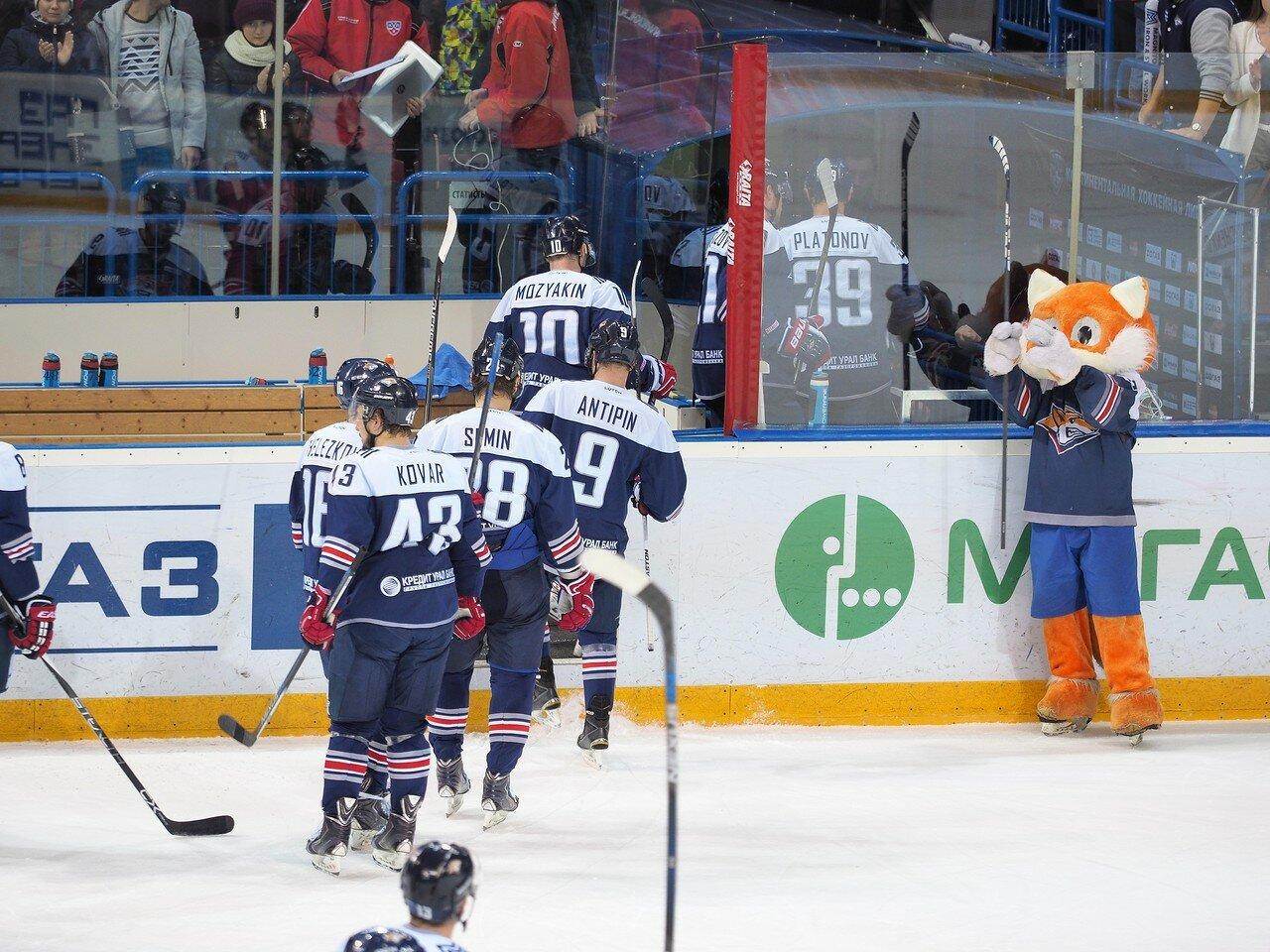 73Плей-офф 2016 Восток Финал Металлург - Салават Юлаев 25.03.2016
