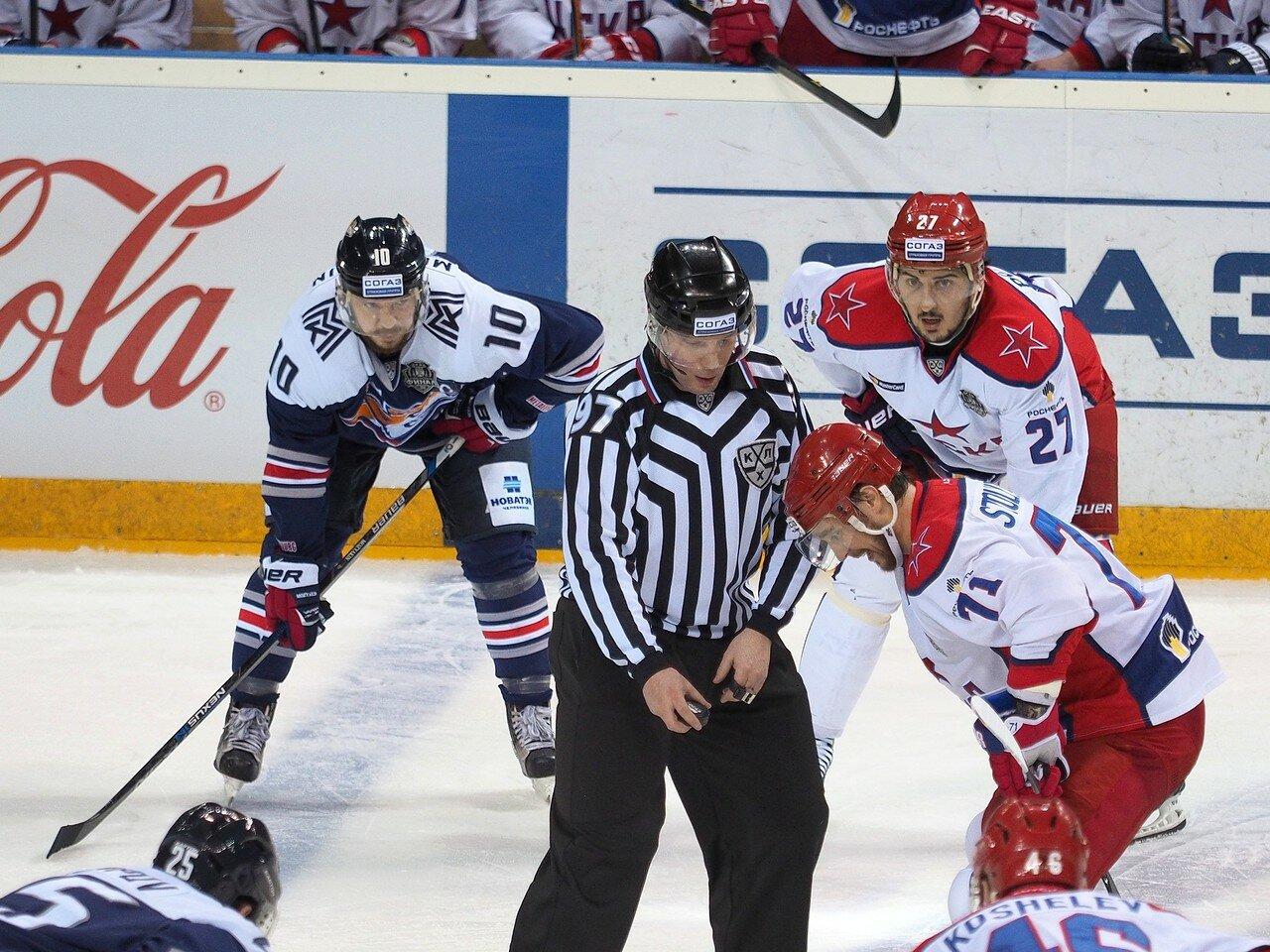 44Плей-офф 2016 Финал Металлург - ЦСКА 11.04.2016