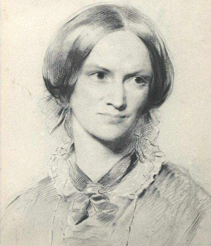 Шарлотта Бронте. Портрет работы Дж. Ричмонда.jpg