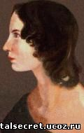 Эмили Бронте. Восстановленный фрагмент большого портрета работы брата писательниц Патрика Бренуэлла.jpg