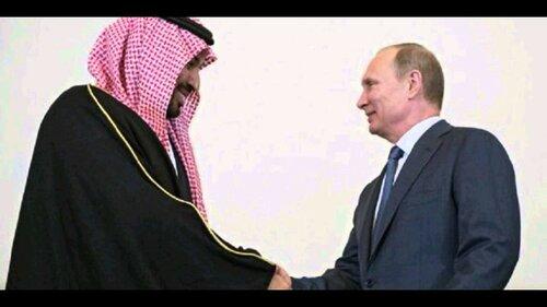В Эр-Рияд готовы развивать отношения с Москвой