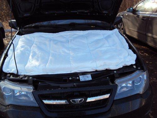 Сани готовят к зиме летом-как выбрать утеплитель своего авто