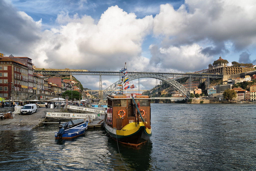 Порту достопримечательности и фото. Что посмотреть в Порту за один день. Отзывы о Порту.