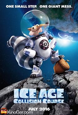 Ice Age 5 - Kollision voraus! (2016)