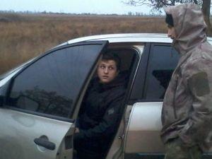 На границе с Крымом снова задержали контрабанду