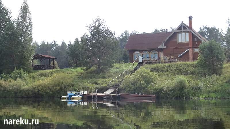 База отдыха Медведица на одноименной реке
