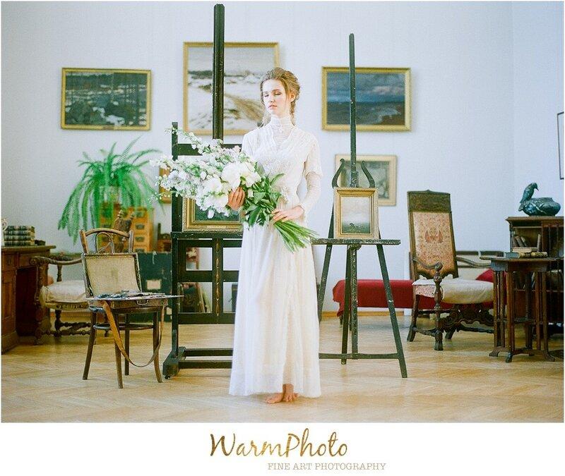 fine art свадебный фотограф в Москве и в Италии