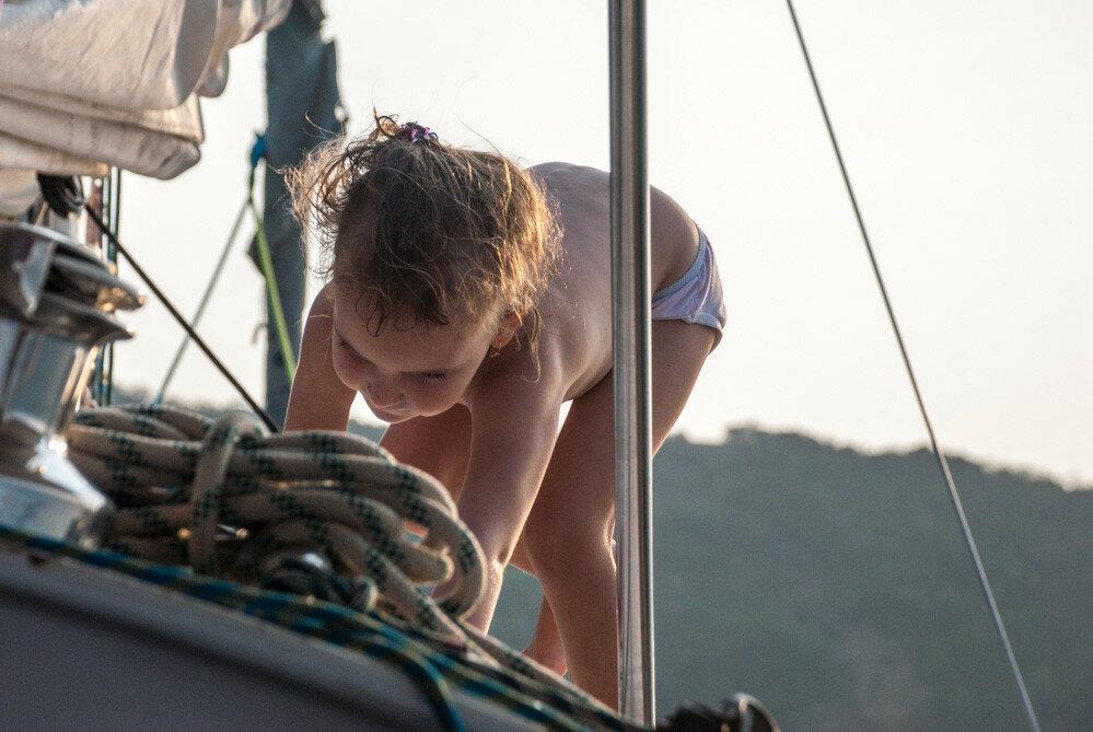 Арендовать яхту