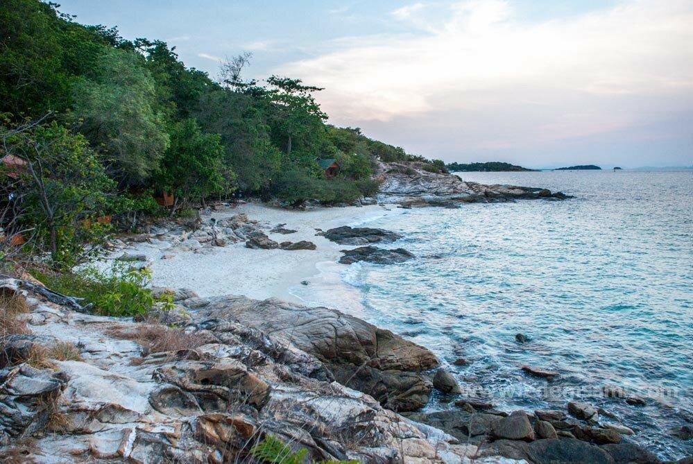 остров Самет пляж Ао Нуан