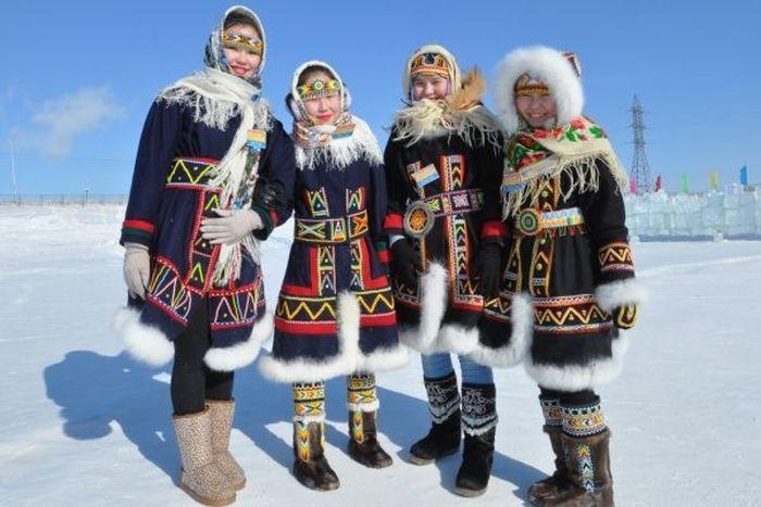 25. Долганы. Считаются самым северным тюркоязычным народом мира. Казаки, которые принесли с собой пр