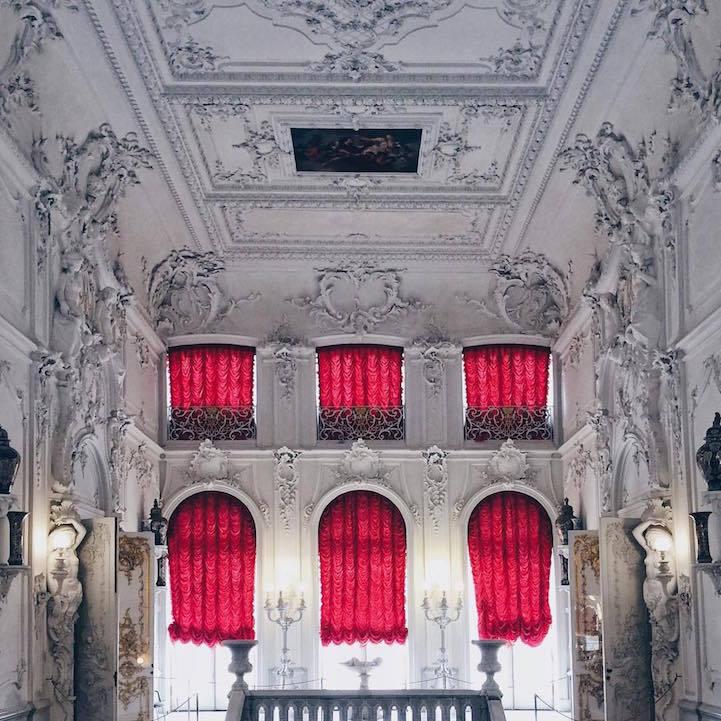 3. Екатерининский дворец.