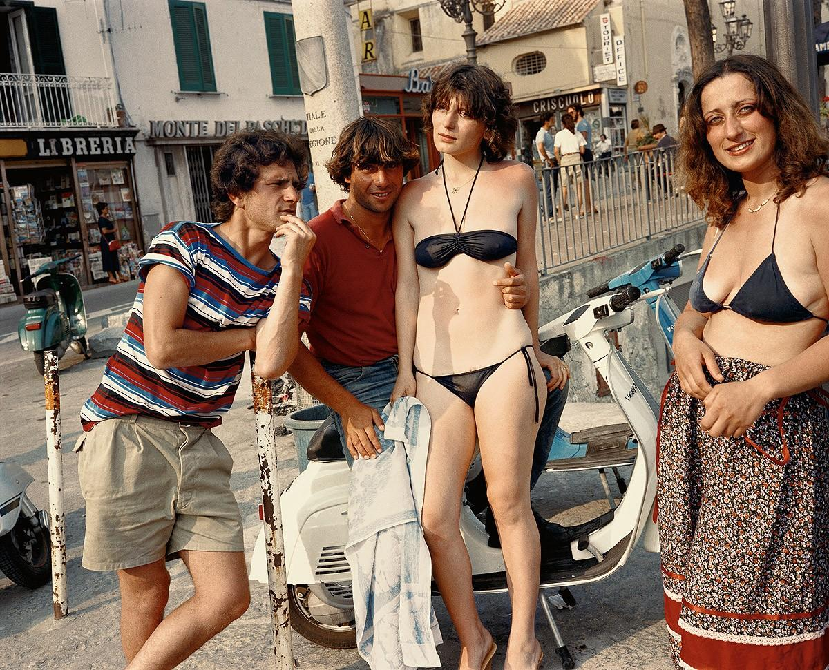 2. Флоренция, 1981. (Charles Traub)