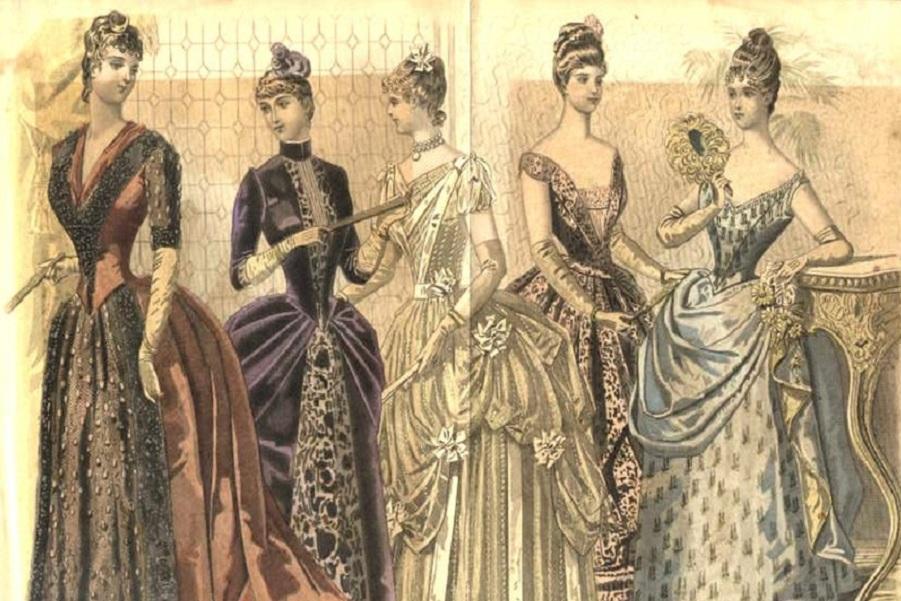 Туберкулез и викторианская мода