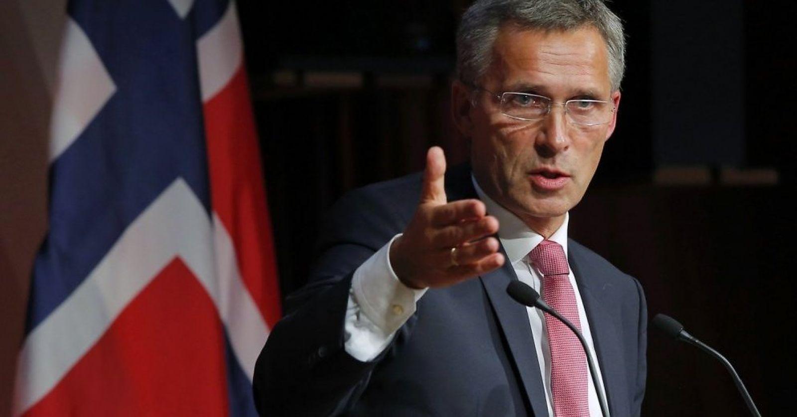 Союз не хочет отказываться отядерного оружия— генеральный секретарь НАТО